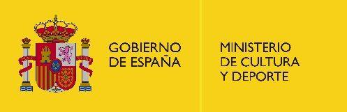 Logotipo del Ministerio de Cultura y Deporte del gobierno de España