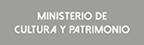 Logo del Ministerio de cultura y patrimonio de Ecuador